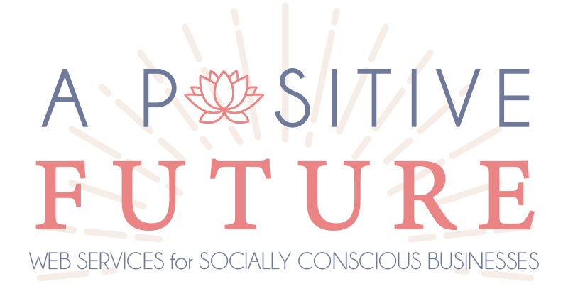 A Positive Future Logo